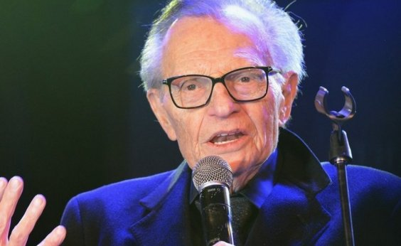 [Covid-19: Apresentador Larry King morre aos 87 anos]