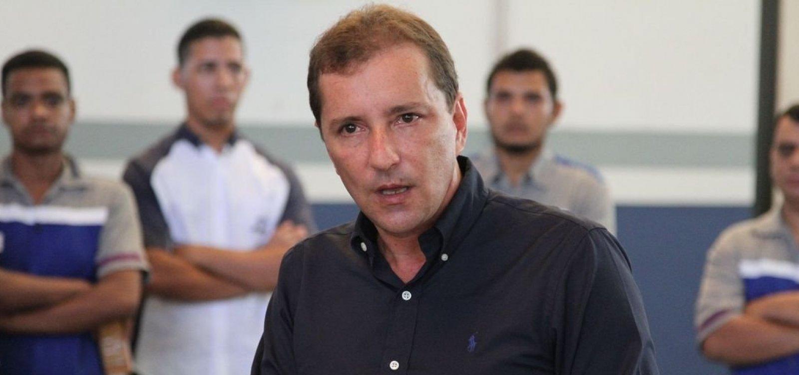 ['Sistema de saúde de Porto Velho está em colapso', diz prefeito Hildon Chaves]