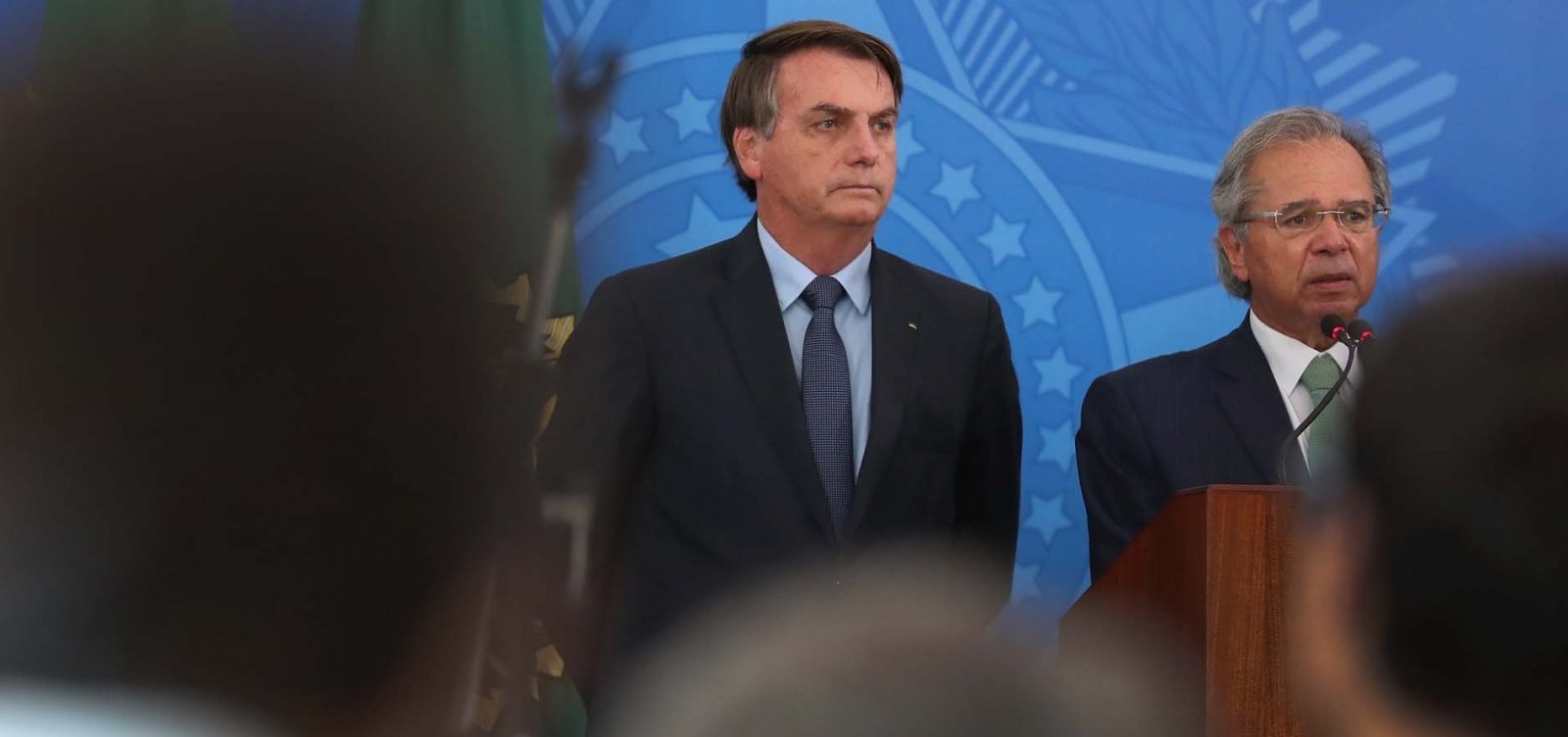 [Governo pretende voltar com agenda de reformas administrativas e tributárias em fevereiro]