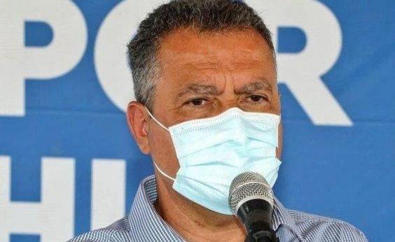 [Rui Costa anuncia chegada de 119,5 mil doses da vacina de Oxford à Bahia]