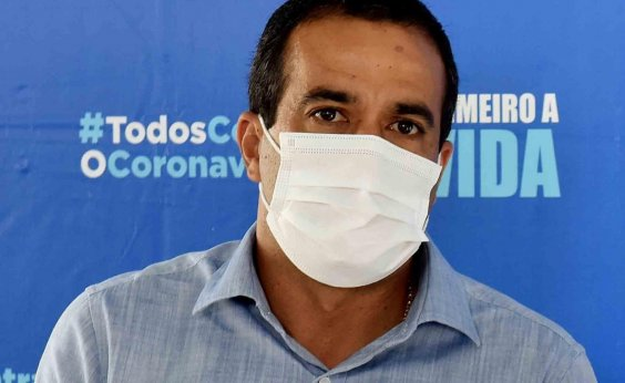 [ Prefeitura anunciará novidades em plano de vacinação após chegada de doses]