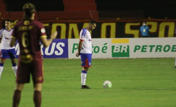 [Bahia perde para o Sport na Ilha e volta a entrar na zona de rebaixamento]