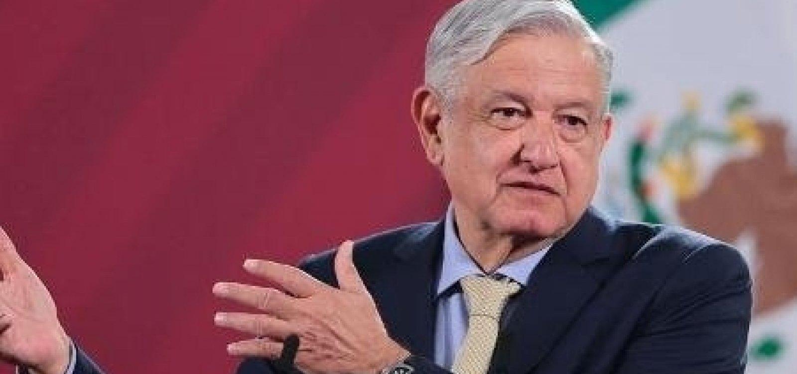 [Presidente do México é diagnosticado com Covid-19]