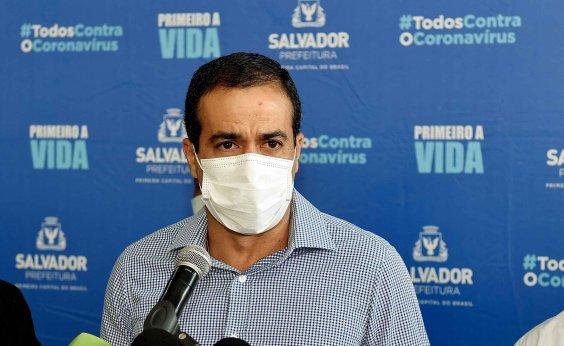 [Prefeito diz que 20% da população de Salvador já teve Covid-19]