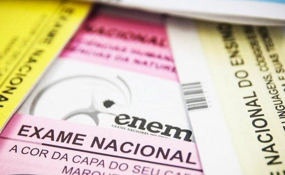 [Bahia registra 53,7% de abstenção em segundo dia do Enem 2020]