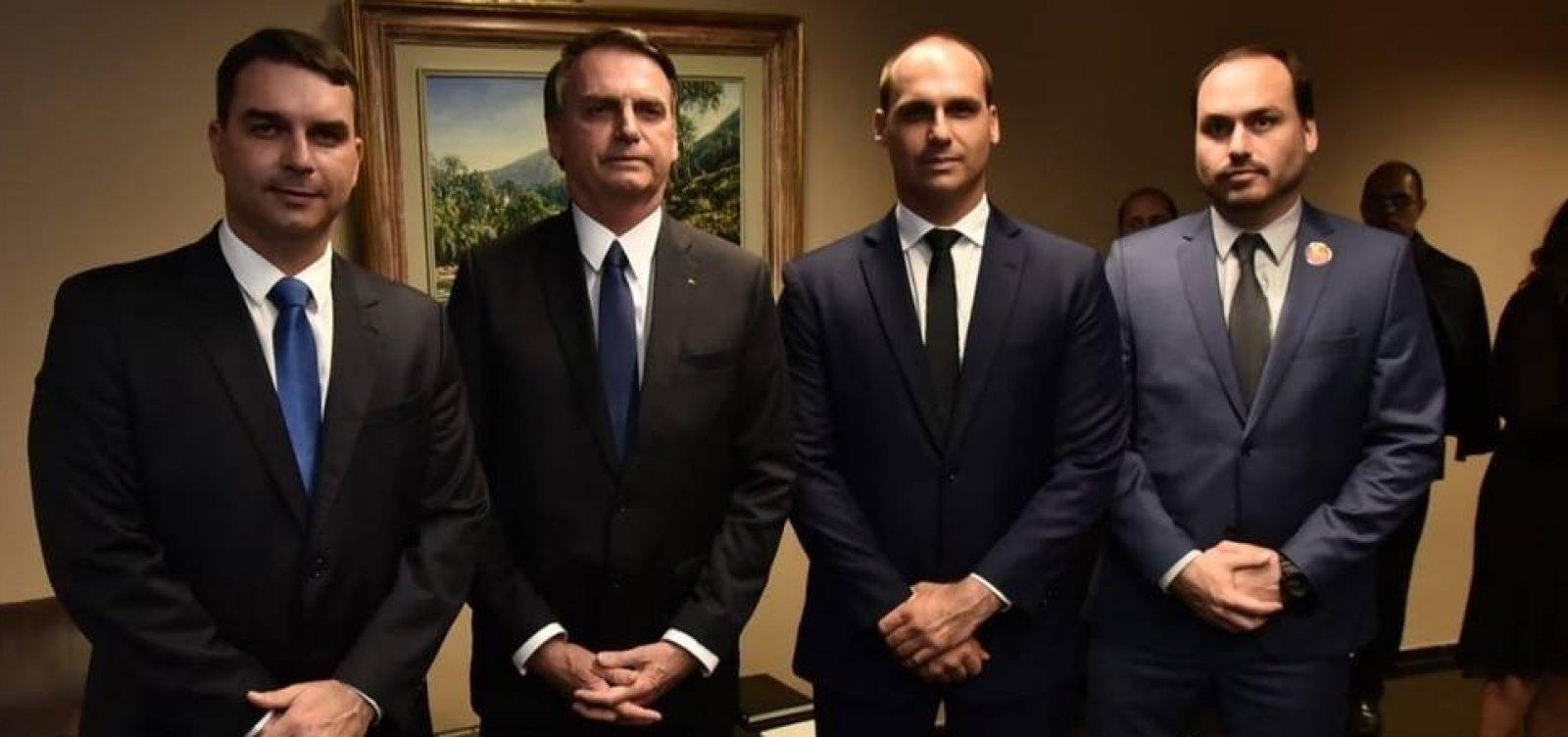 [Relatório aponta que família Bolsonaro lidera ranking de ataques à imprensa no Brasil em 2020]