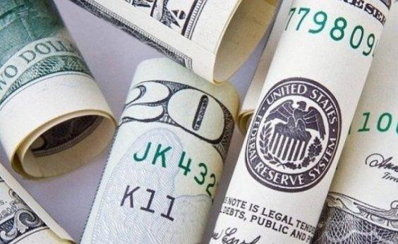[Dólar comercial fecha em alta de 0,60%]