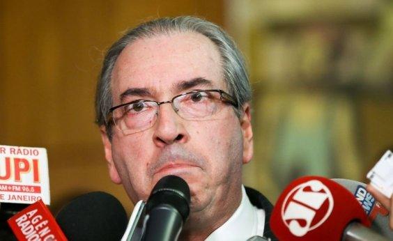[Em livro, Eduardo Cunha responsabiliza Temer, Maia e Baleia Rossi por impeachment de Dilma]