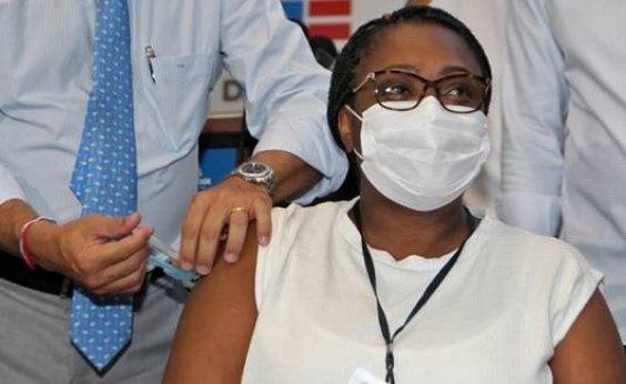 [Em uma semana, Bahia passa de primeiro para terceiro lugar no ranking de vacinação]