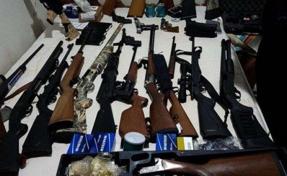 [DF: militares da ativa do Exército são presos por fraudar registro de armas]