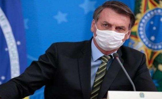 [Bolsonaro muda de discurso e passa a defender vacinação 'para a economia funcionar' ]