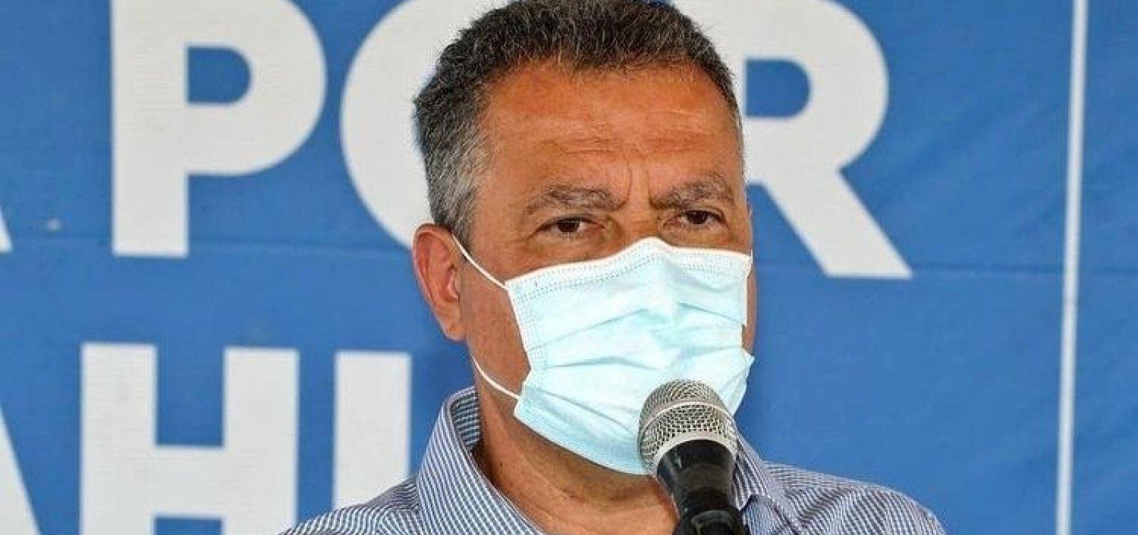 [Governador da Bahia diz que está negociando compra de outra vacina da Sinovac]
