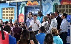 [Unidade de Acolhimento Institucional é revitalizada na Boca do Rio]