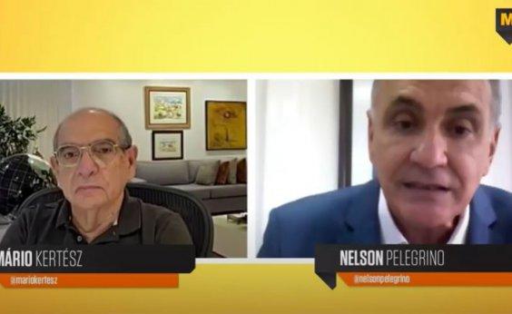 [Pelegrino reforça importância do VLT, mesmo com monotrilho: 'Foi uma licitação']
