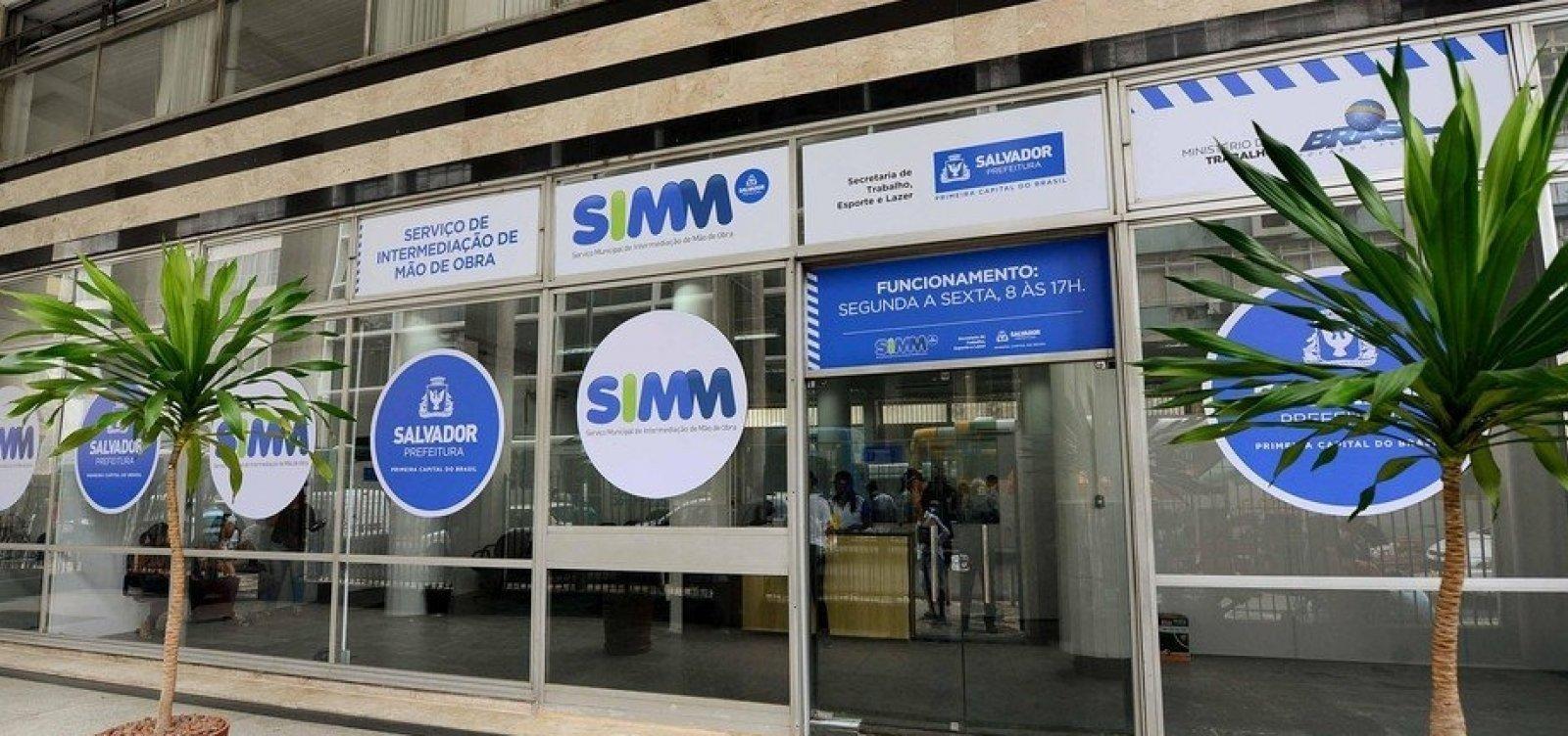 [Simm abre 20 vagas de emprego em Salvador]