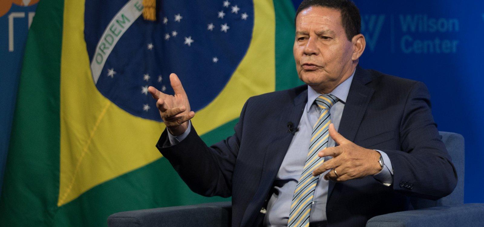 [Assessor que vazou conversa sobre impeachment de Bolsonaro é demitido]