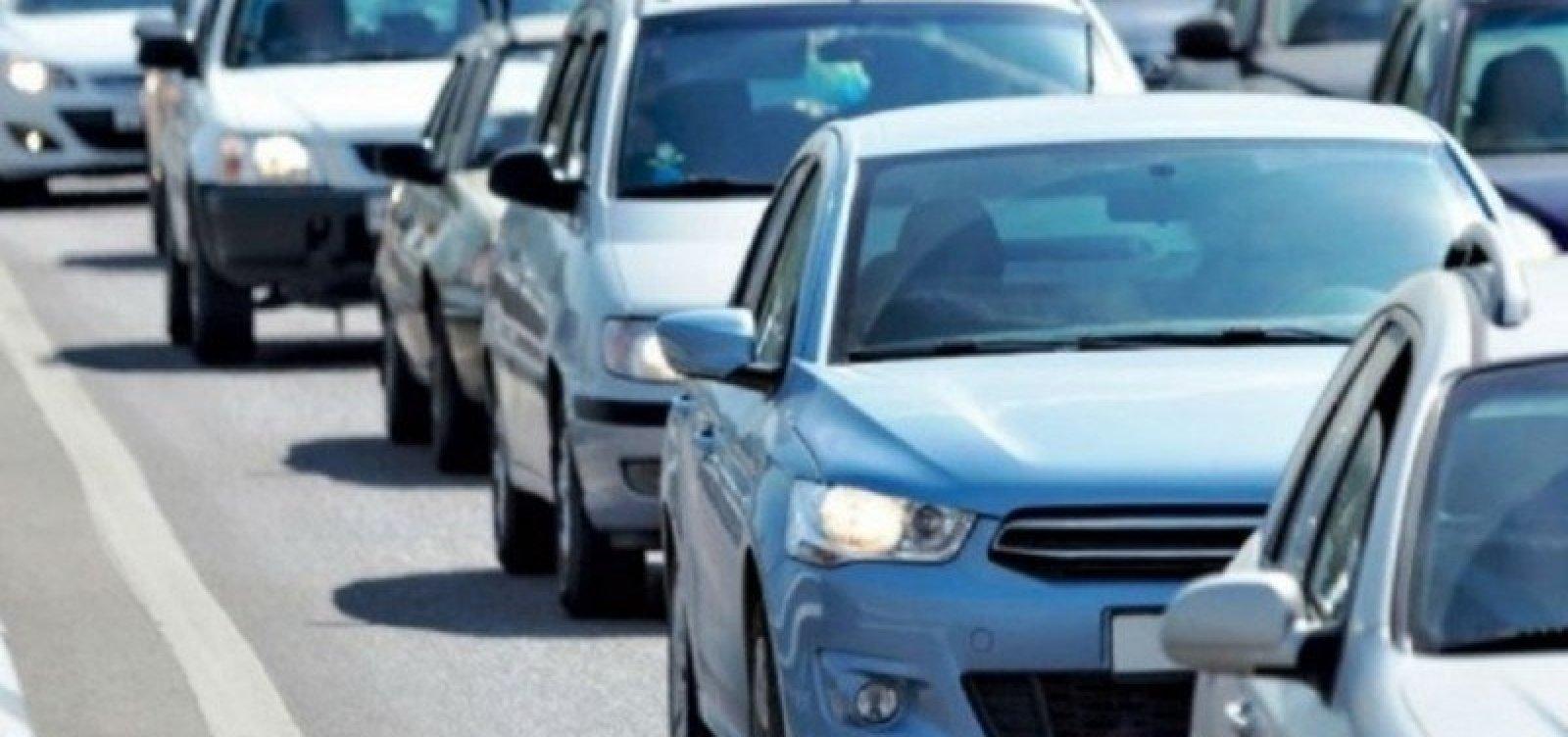 [Motoristas podem pagar IPVA com 10% de desconto até 10 de fevereiro ]