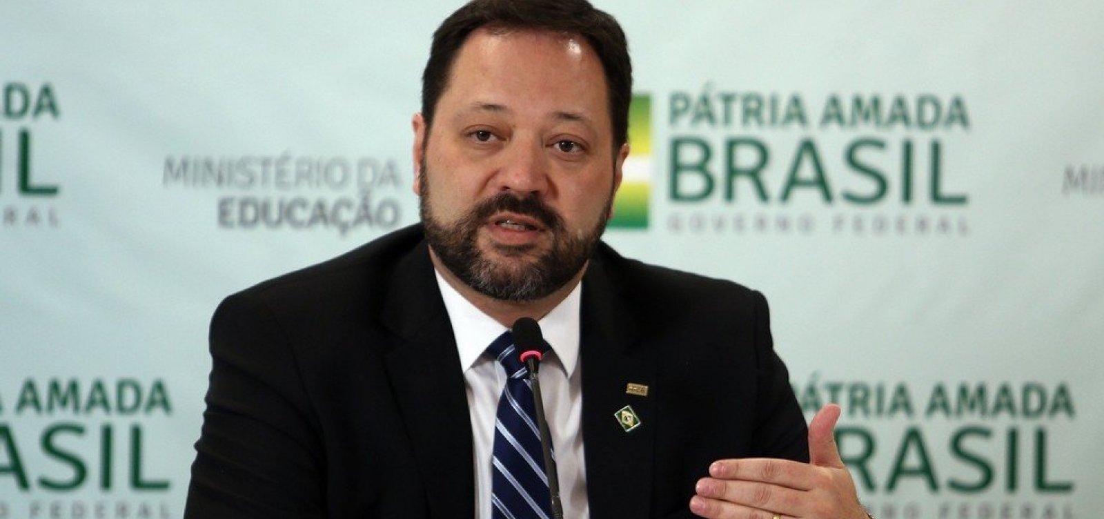 [Gabarito do Enem foi mudado porque tinha um erro, não por questão de racismo, diz presidente do Inep]
