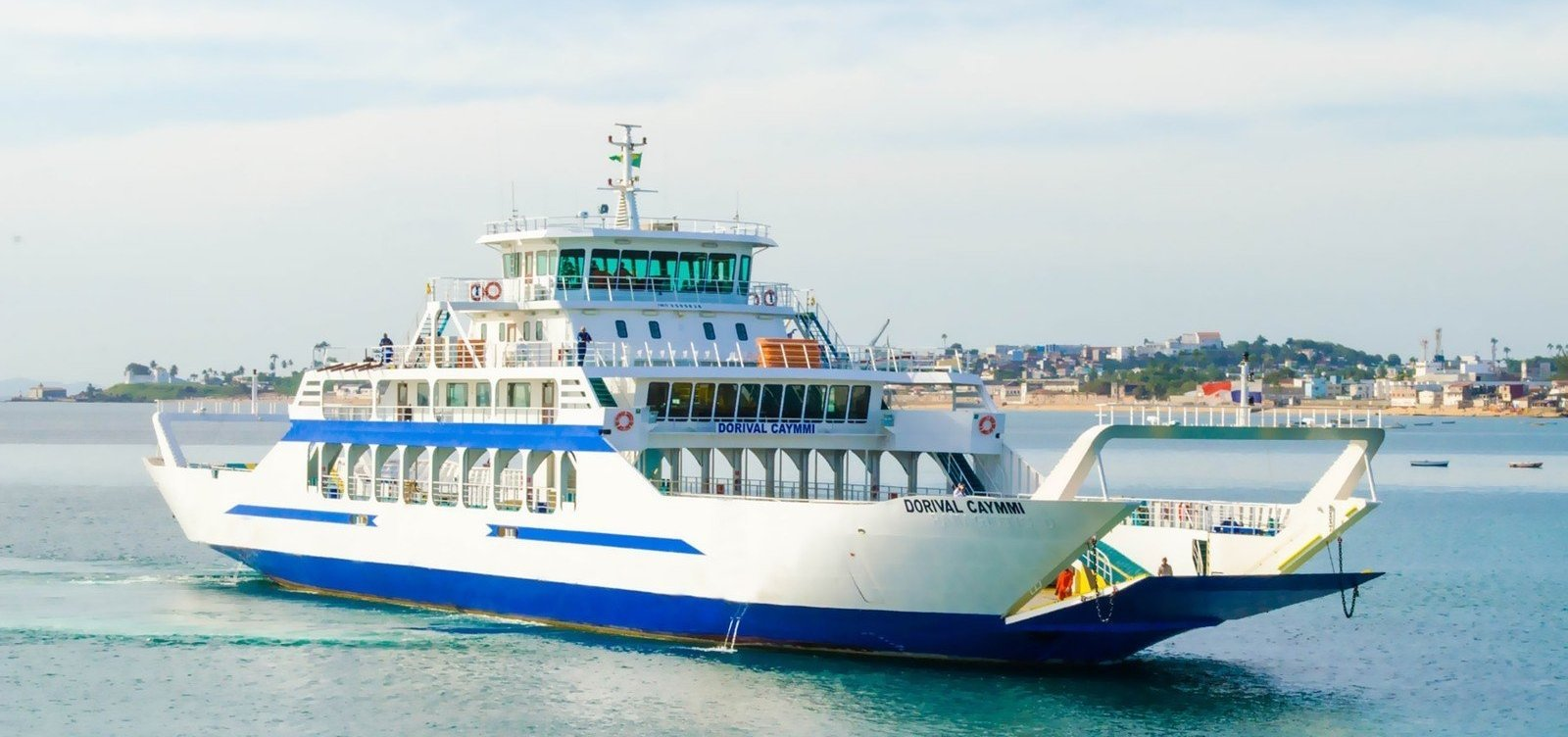 [Passagens com hora marcada voltam a ser vendidas no sistema ferry boat]