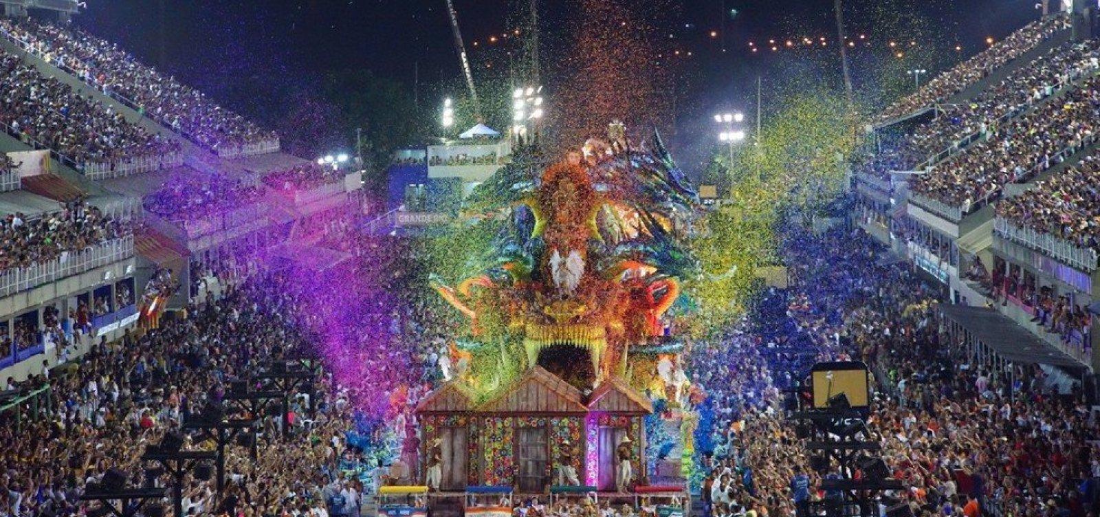 [Prefeitura do Rio cancela ponto facultativo na segunda de carnaval]