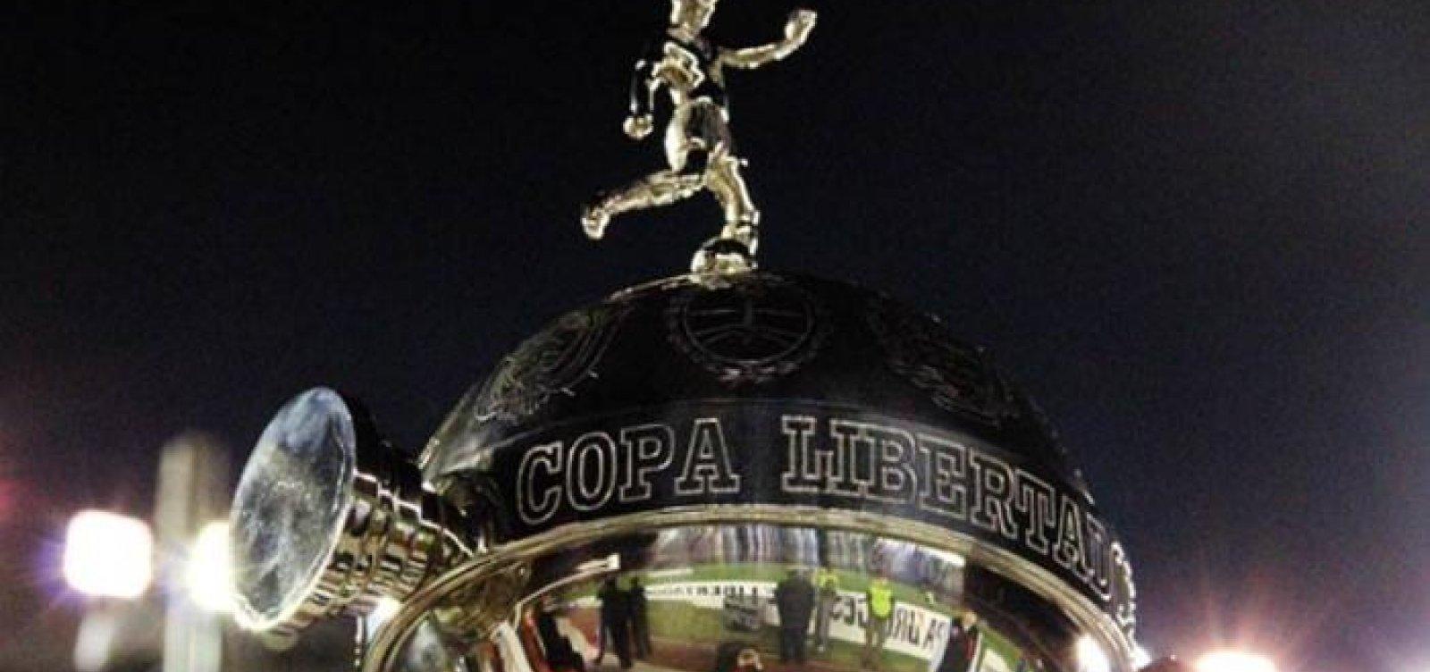 [Final da Libertadores gera multa para Conmebol por aglomeração]