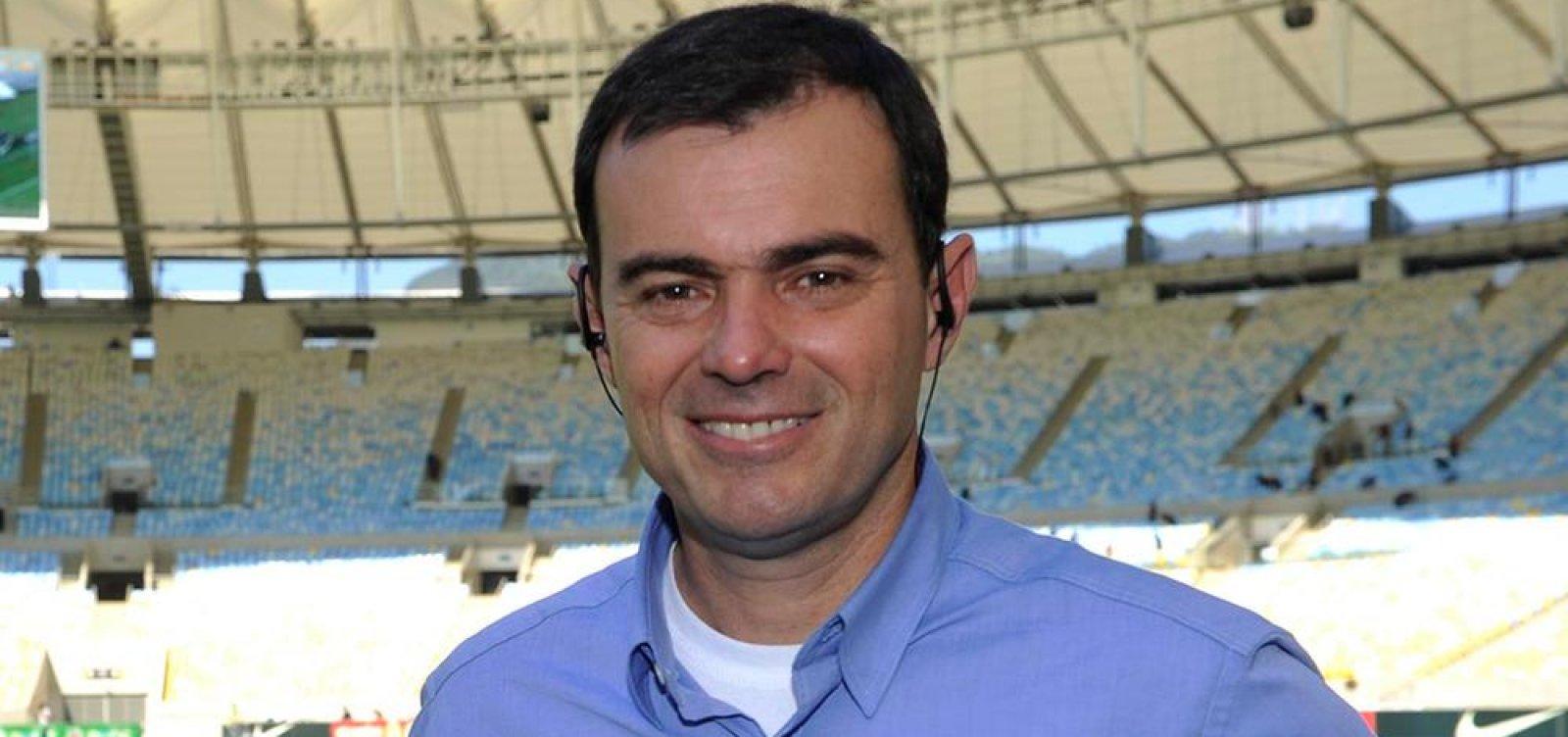[Após 35 anos, Tino Marcos anuncia saída da TV Globo ]