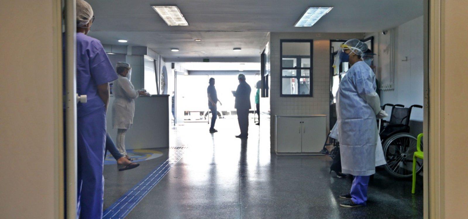 [Salvador registra 5 mortes por Covid-19 e 557 novos casos da doença nas últimas 24h]