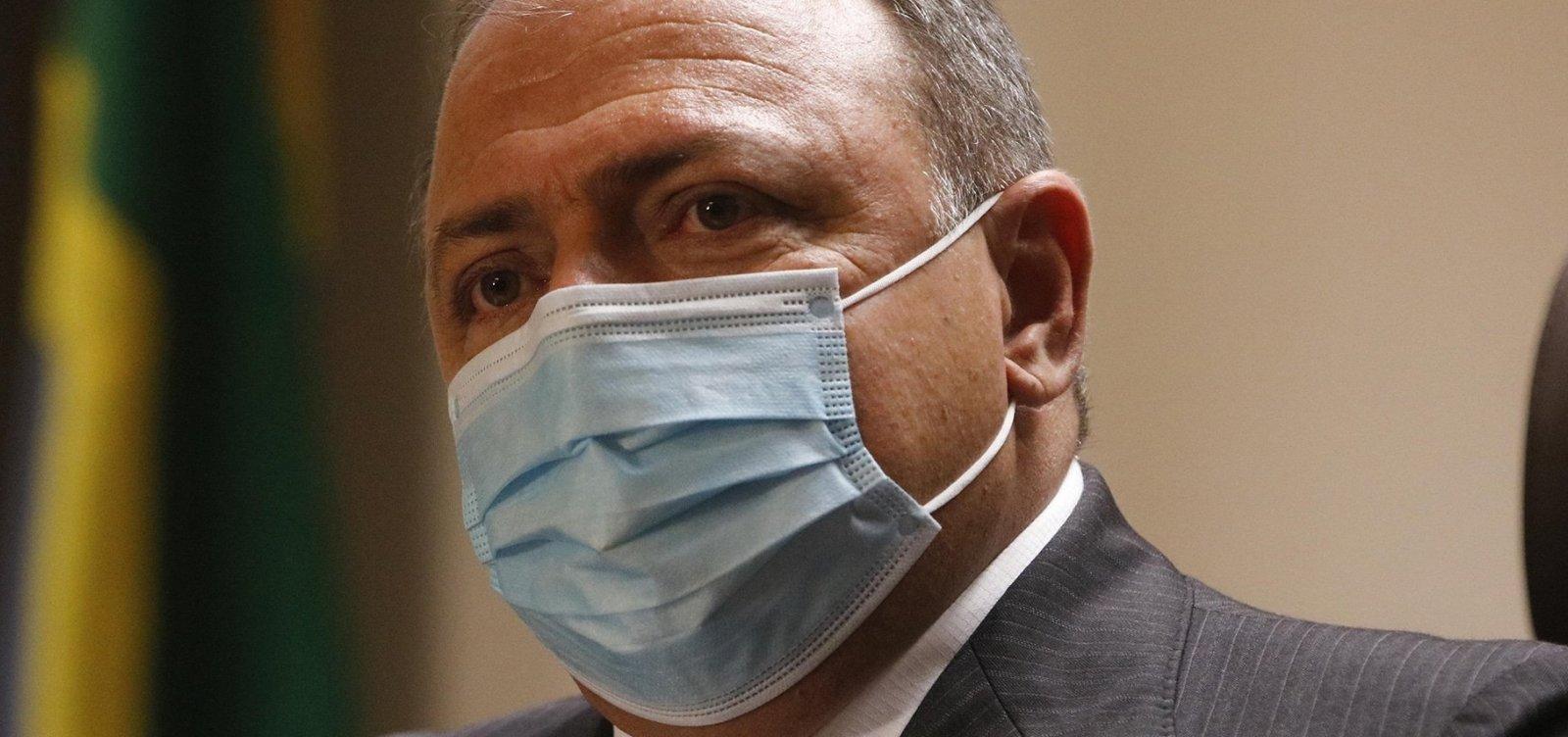 [Após solicitação da Câmara, Pazuello apresenta campanha contra Covid-19 da gestão Mandetta]