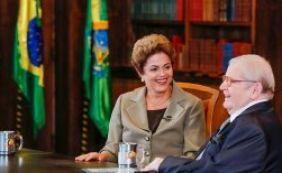 """[""""Não posso ser uma presidente mole"""", afirma Dilma Rousseff]"""
