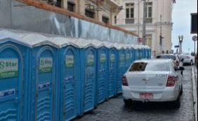 [Circuito do Réveillon terá reforço de mais de 300 sanitários no Comércio]