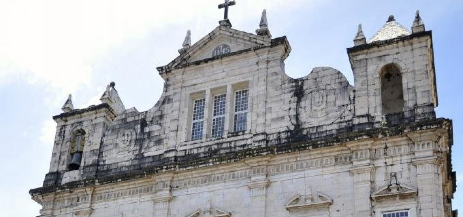 [Sinos da Igreja Conceição da Praia serão reativados no próximo domingo]