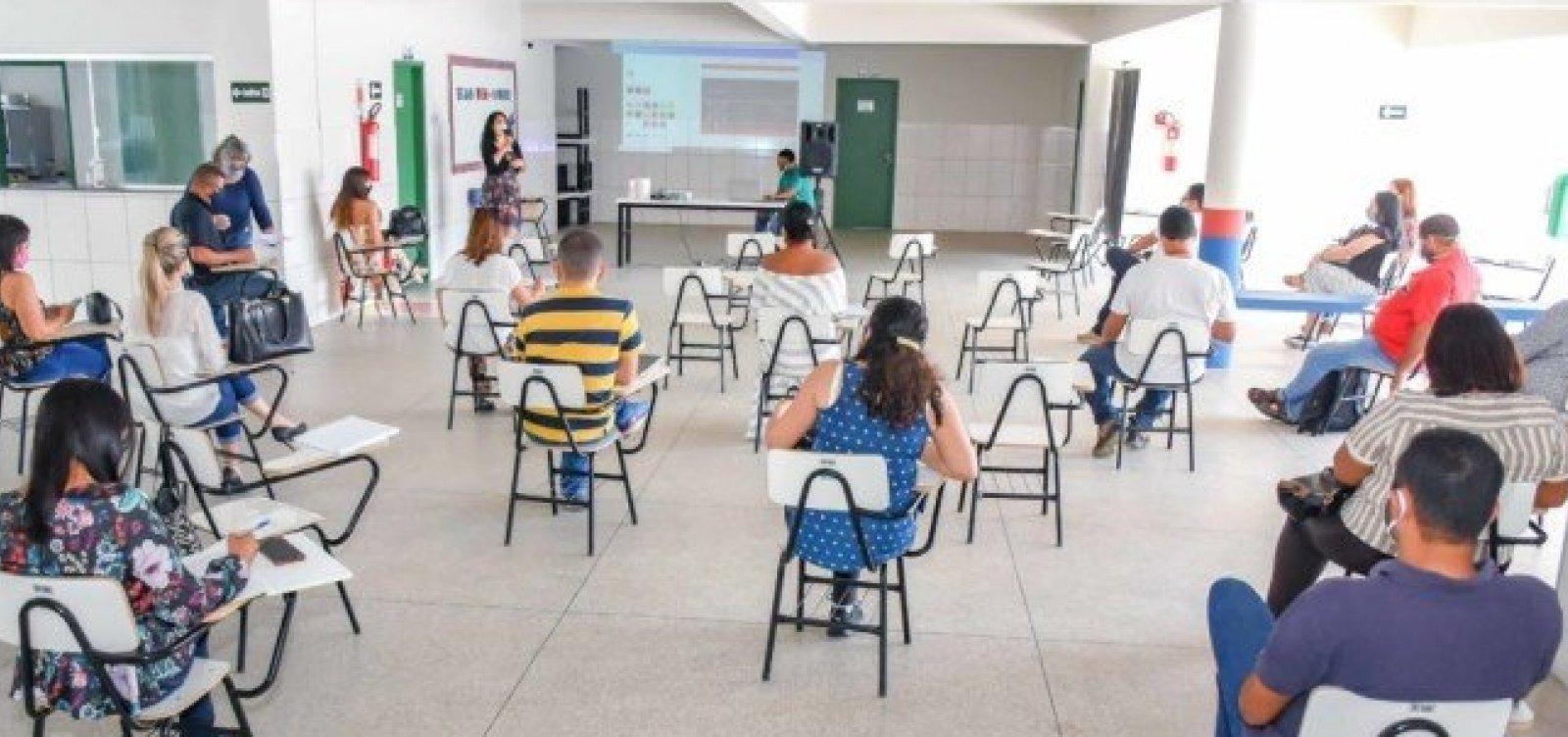 [Prefeitura de Porto Seguro anuncia início de aulas remotas na rede municipal em março]
