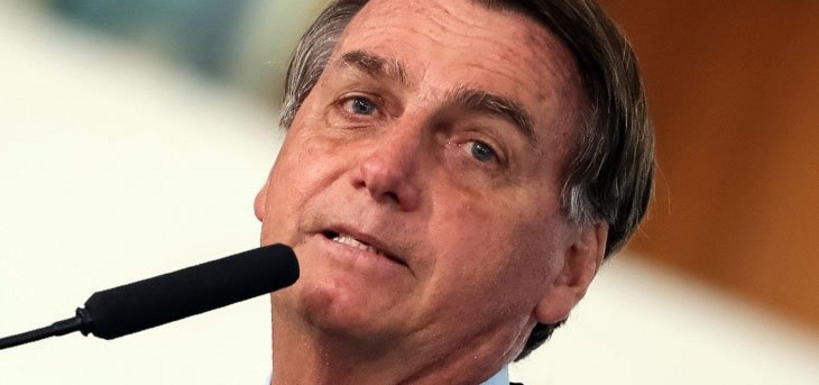 [Bolsonaro diz que não vai interferir no preço de combustíveis e prevê valor fixo de ICMS]