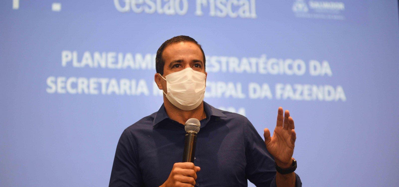 [Prefeitura convoca professores concursados na próxima semana, diz Bruno Reis]