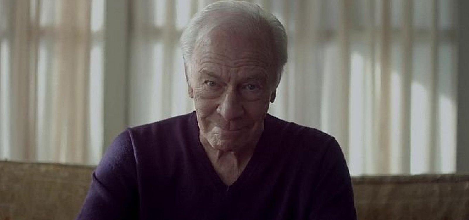 [Astro de 'A Noviça Rebelde', Christopher Plummer morre aos 91 anos ]