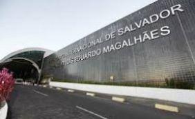 [Funcionário do Aeroporto de Salvador fica em estado grave após acidente]