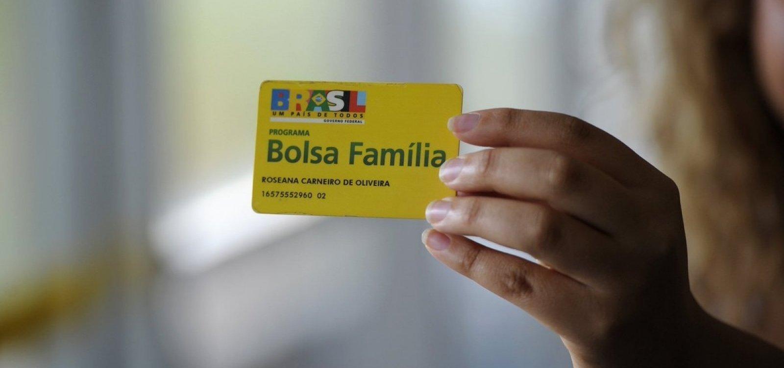 [Líder do governo defende ampliar Bolsa Família para substituir auxílio]