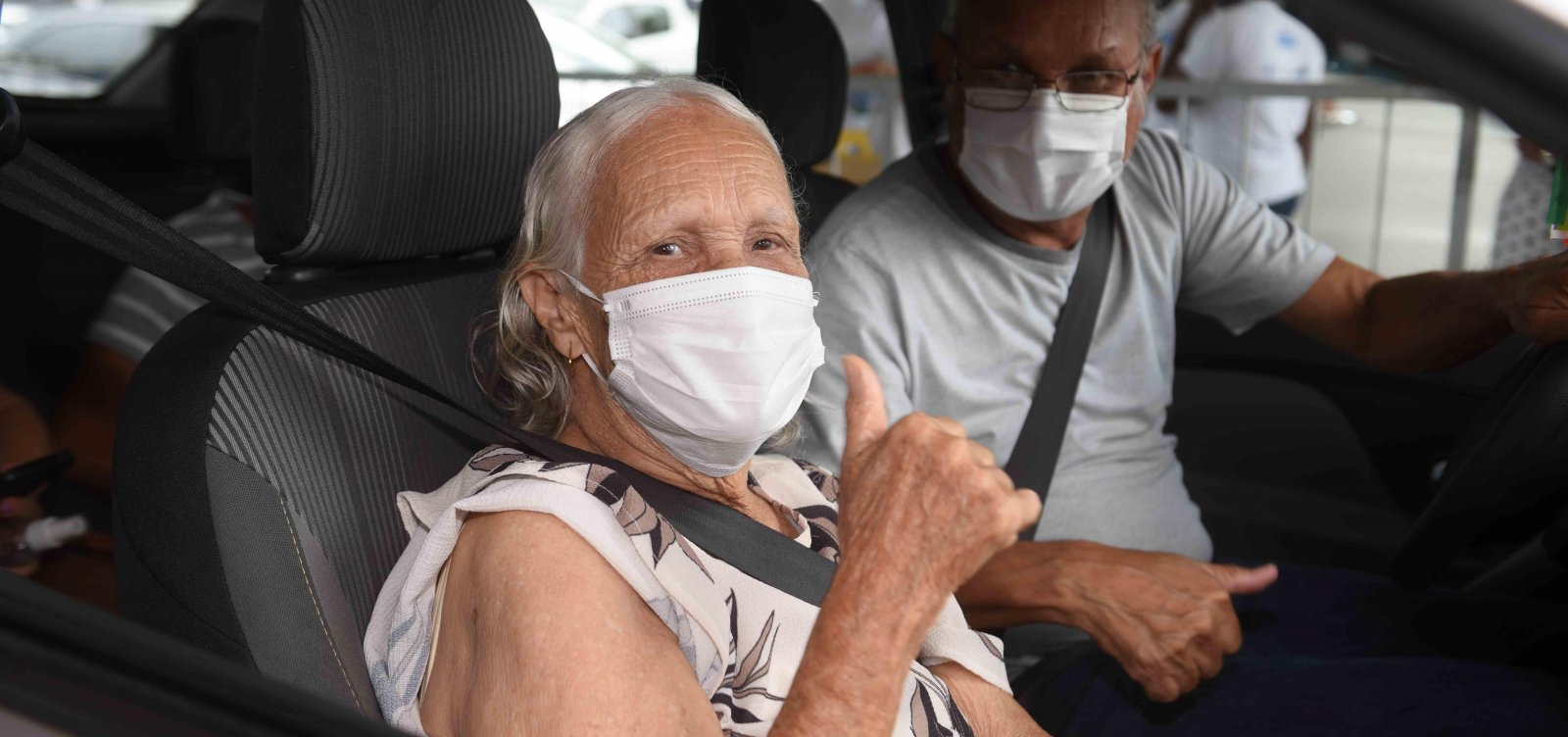 [Bahia tem mais de 290 mil pessoas vacinadas contra Covid-19]