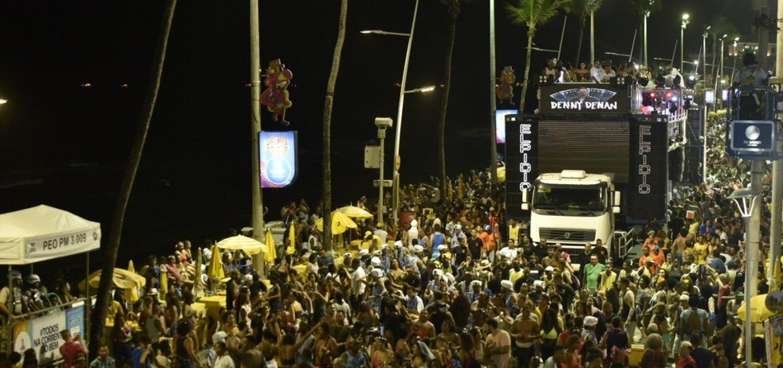 [Carnaval 2021: cerca de R$ 1,7 bi deixarão de circular em Salvador, diz SEI]