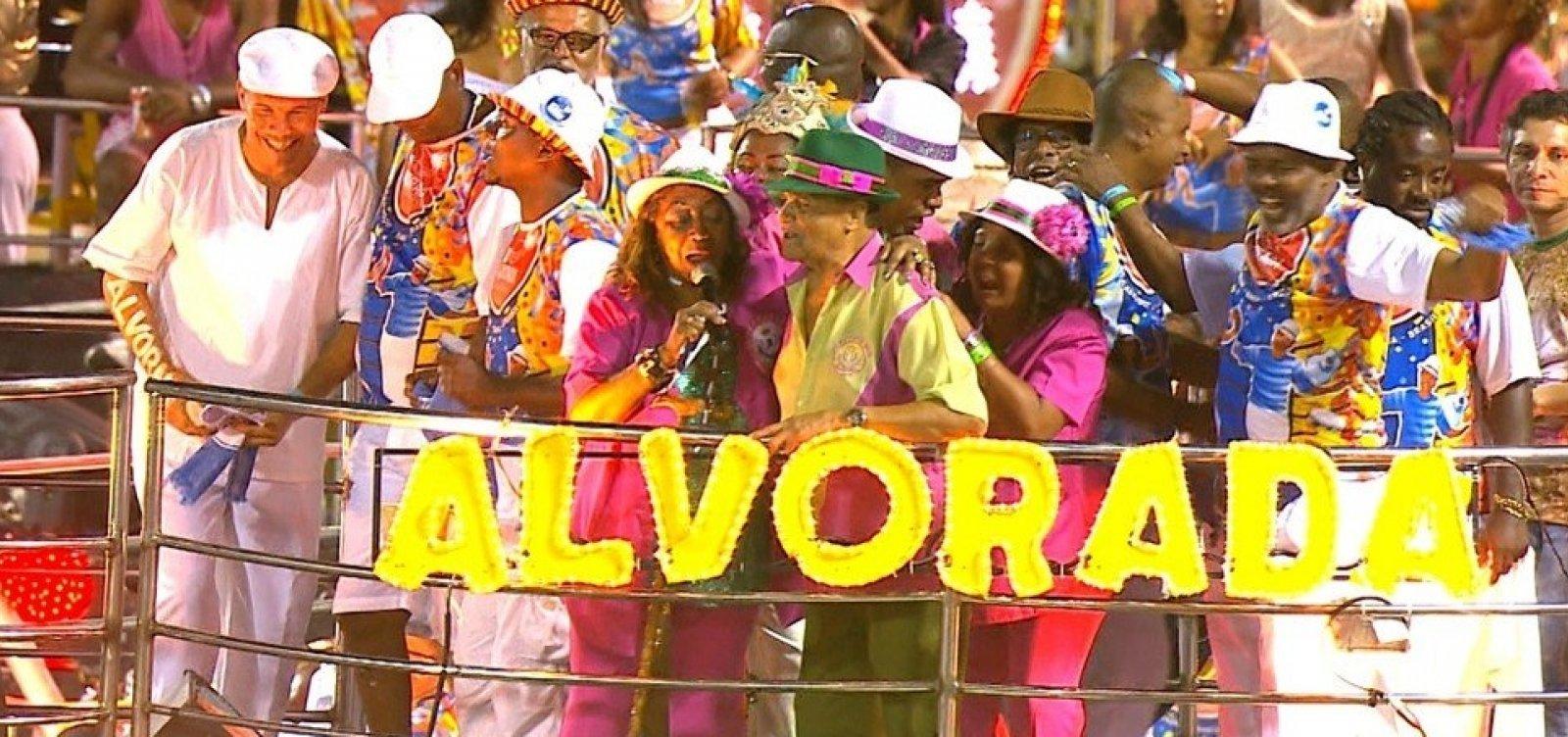 [Pioneiro do samba, bloco Alvorada fará live nesta sexta (12)]
