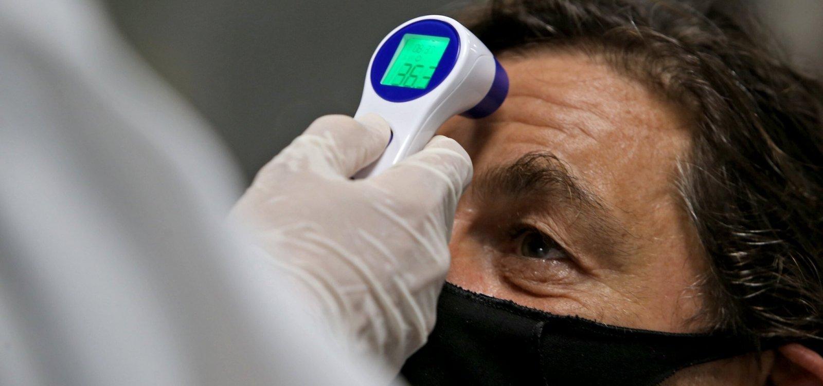 [Coronavírus: Suíça detecta primeiro caso de variante brasileira]