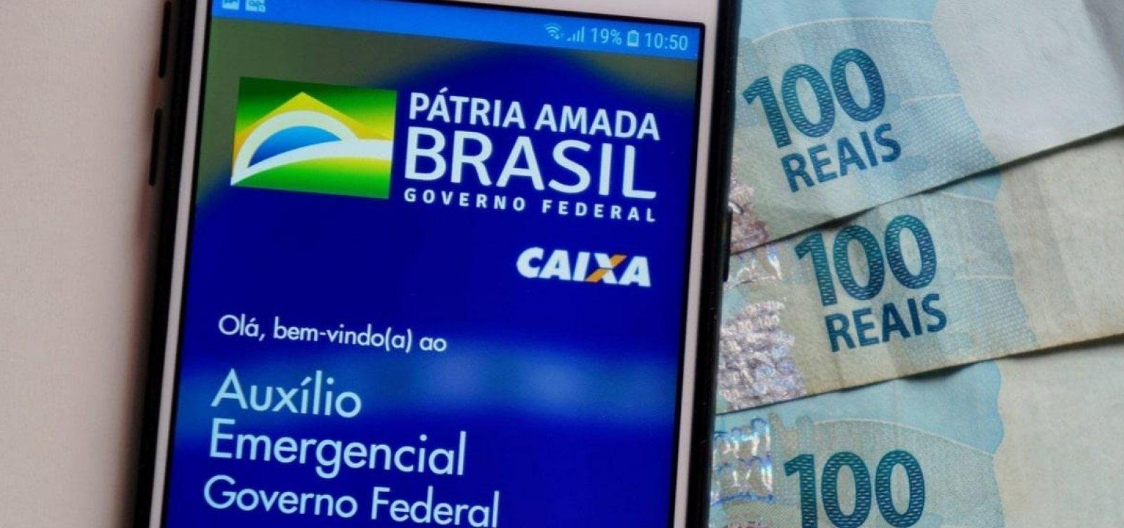 [Auxílio emergencial: Governo estuda 'imposto temporário' para bancar nova rodada do benefício]