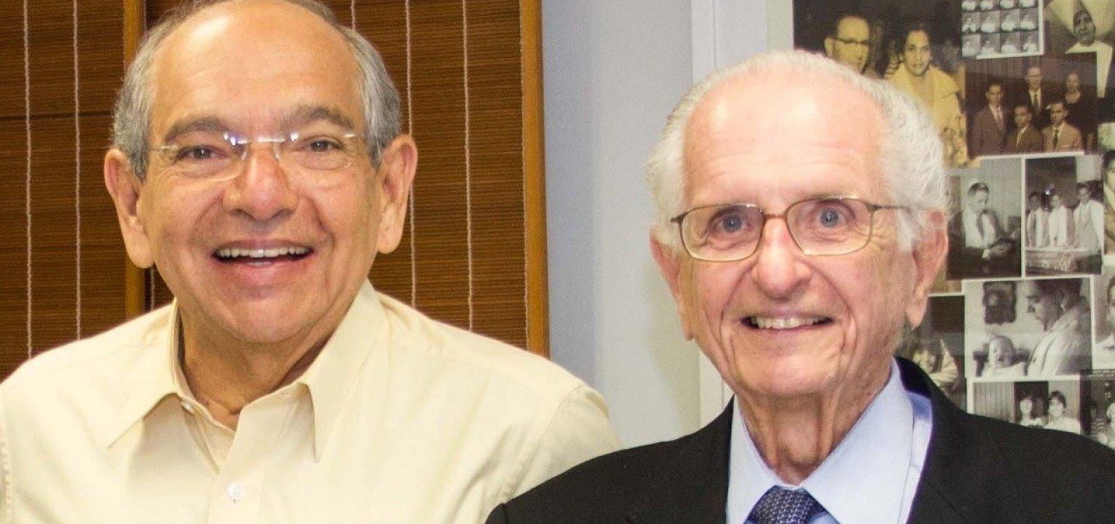 [MK lamenta morte de Dr. Roberto Santos: 'A Bahia e o Brasil tem muito para te agradecer, e eu também']