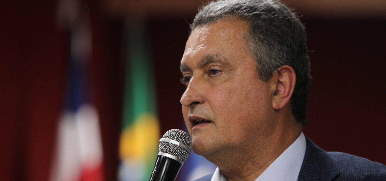[Rui Costa decreta luto oficial de três dias na Bahia pela morte do ex-governador, doutor Roberto Santos]