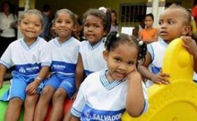 [Rede municipal tem mais de 13 mil vagas para educação infantil em 2016]