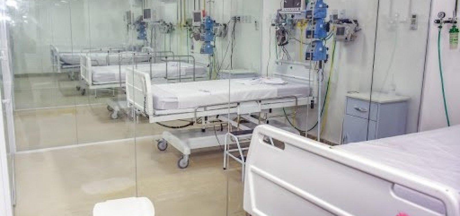 [Bahia volta a apresentar alta de casos; hospitais do estado têm saturação na UTI Covid ]
