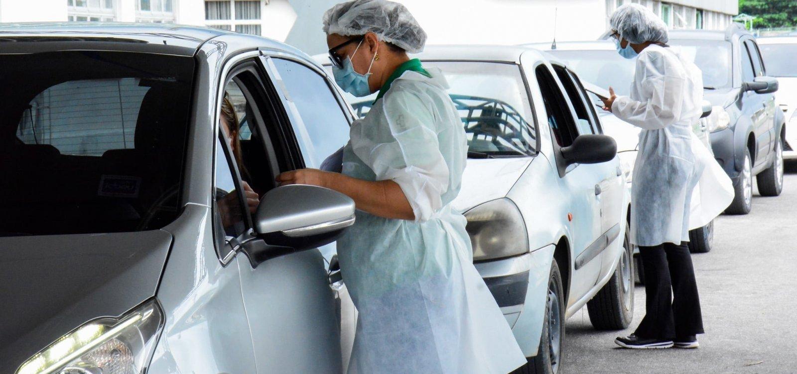 [MP registra 179 casos de desrespeito à ordem da vacinação na Bahia]
