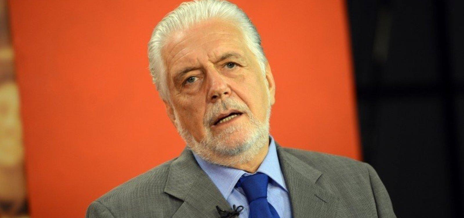 [PT escolhe Jaques Wagner como candidato ao governo da Bahia em 2022]