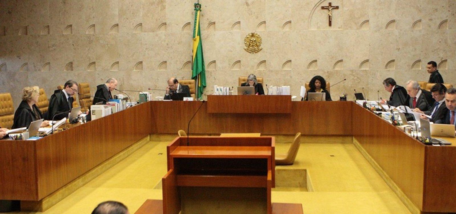 [STF rejeita reconhecimento de 'direito ao esquecimento' no Brasil]