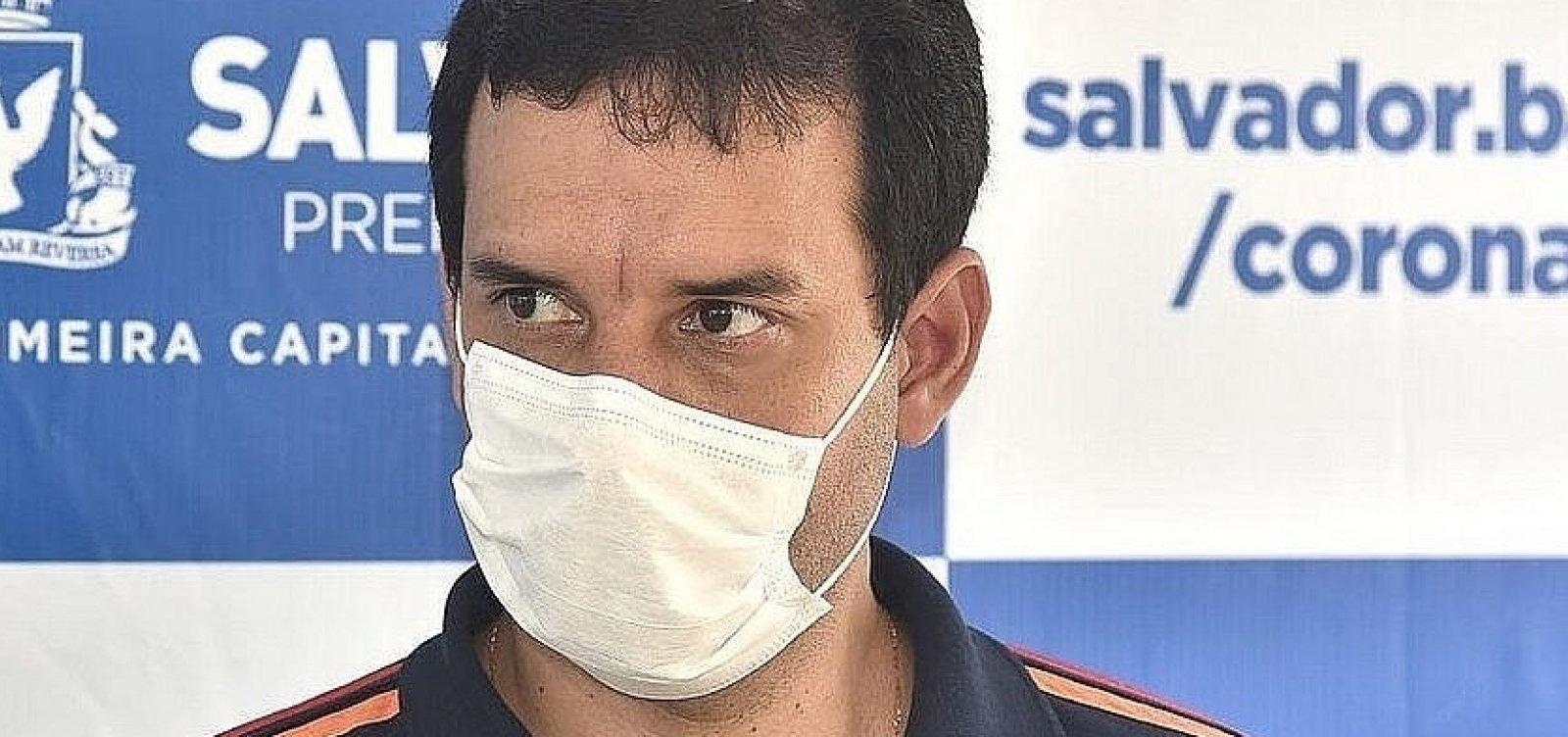 [Vacinação em Salvador é suspensa no final de semana por falta de doses, anuncia Leo Prates]